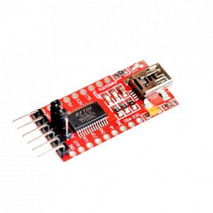 USB TO TTL FT232