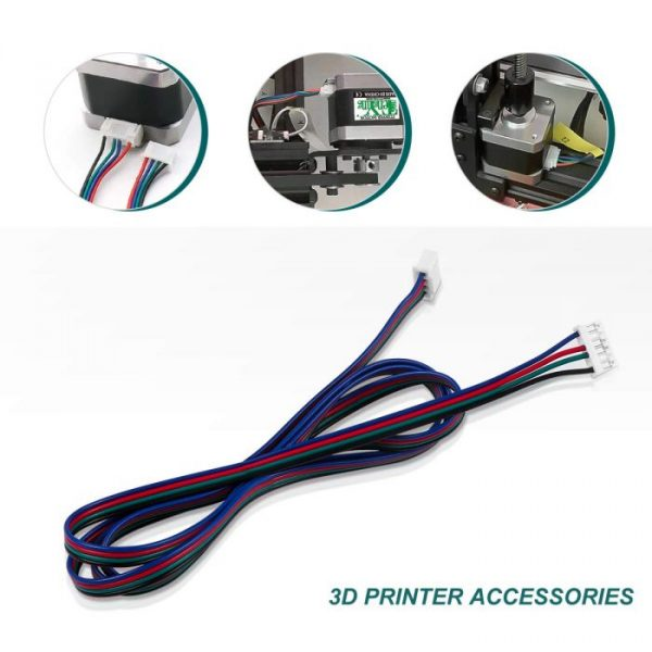 Stepper motor wire HX2.54 4pin to 6PIN