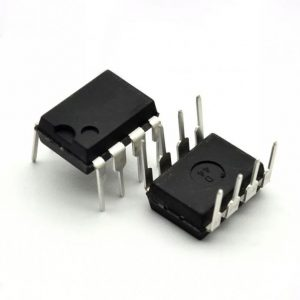 LM741 DIP Operational Amplifier