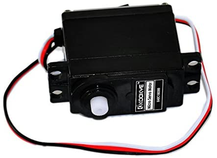 DS04-NFC Continuous servo Motor 360 Degree Continuous Rotation