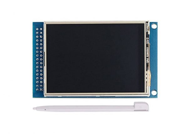 2.8 Inches TFT Touch Screen with SD Card Socket FOR ARDUINO