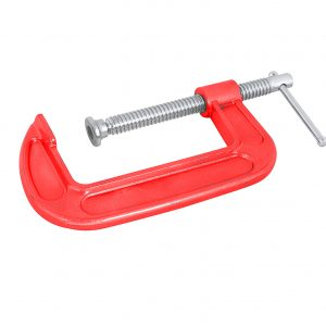 G-clamps 4 inch holder