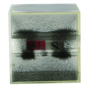3D representation of magnetic field lines