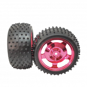 Large Robot Smart Car Wheel with 38 mm Width Surface (85 mm)